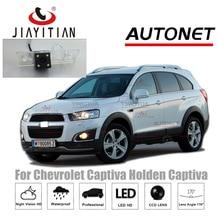 цена на JIAYITIAN Rear View Camera For Chevrolet Captiva Holden Captiva 2006-2018 CCD Night Vision Backup Camera/License Plate camera