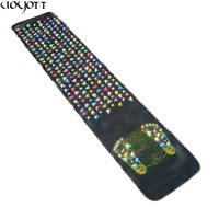 Home Acupuncture Cobblestone Colorful Foot Reflexology Walk Foot Massager Cushion for Relax Body Health Care Tool