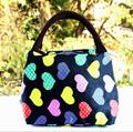 Hot Sale Top Fashion 2016 New Arrival Waterproof Print Pattern Zipper Baby Leisure Nappy Bags Mommy Tote Bag Freeshipping