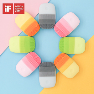 Image 4 - Xiaomi inFace Small Cleansing Instrument Deep Cleanse Sonic Beauty Facial Instrument Cleansing Face Skin Care Massager