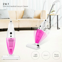 2 in 1 Vertical Handheld Vacuum Cleaner Powerful Floor Carpet Cleaner Household Dust Collector Corded Bagless Dust Catcher 0