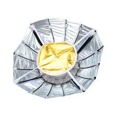 内部の Aputure 用ライトドームミニ/ライトドームミニ II