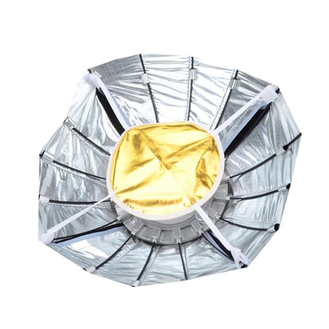 Aputure dentro difusor de Luz cúpula mini/Luz dome mini II