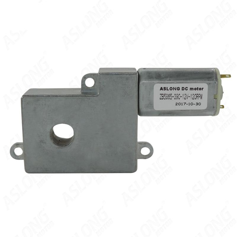 ZB5865-390 Fingerprint Lock Motor Micro DC Gear Motor Smart Lock Motor Micro Motor Pakistan