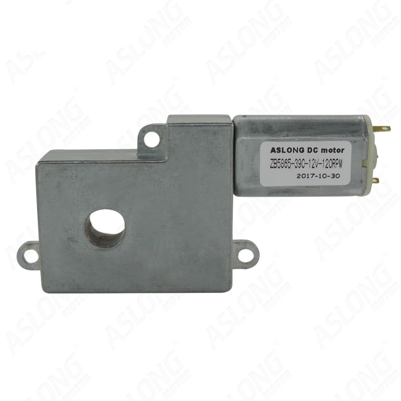 ZB5865-390 Fingerprint Lock Motor Micro DC Gear Motor Smart Lock Motor Micro Motor