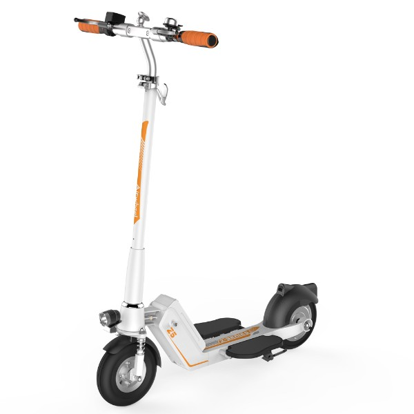 Electric scooter Airwheel Z5 162.8WH dual brake (White)
