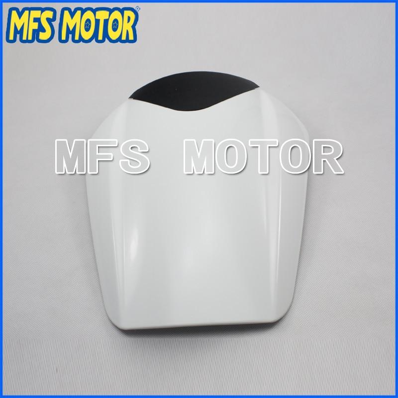 Motorcycle Accessories Rear Pillion White Seat Cowl Cover For Honda CBR1000RR CBR 1000 RR 2008 2012 09 10 11
