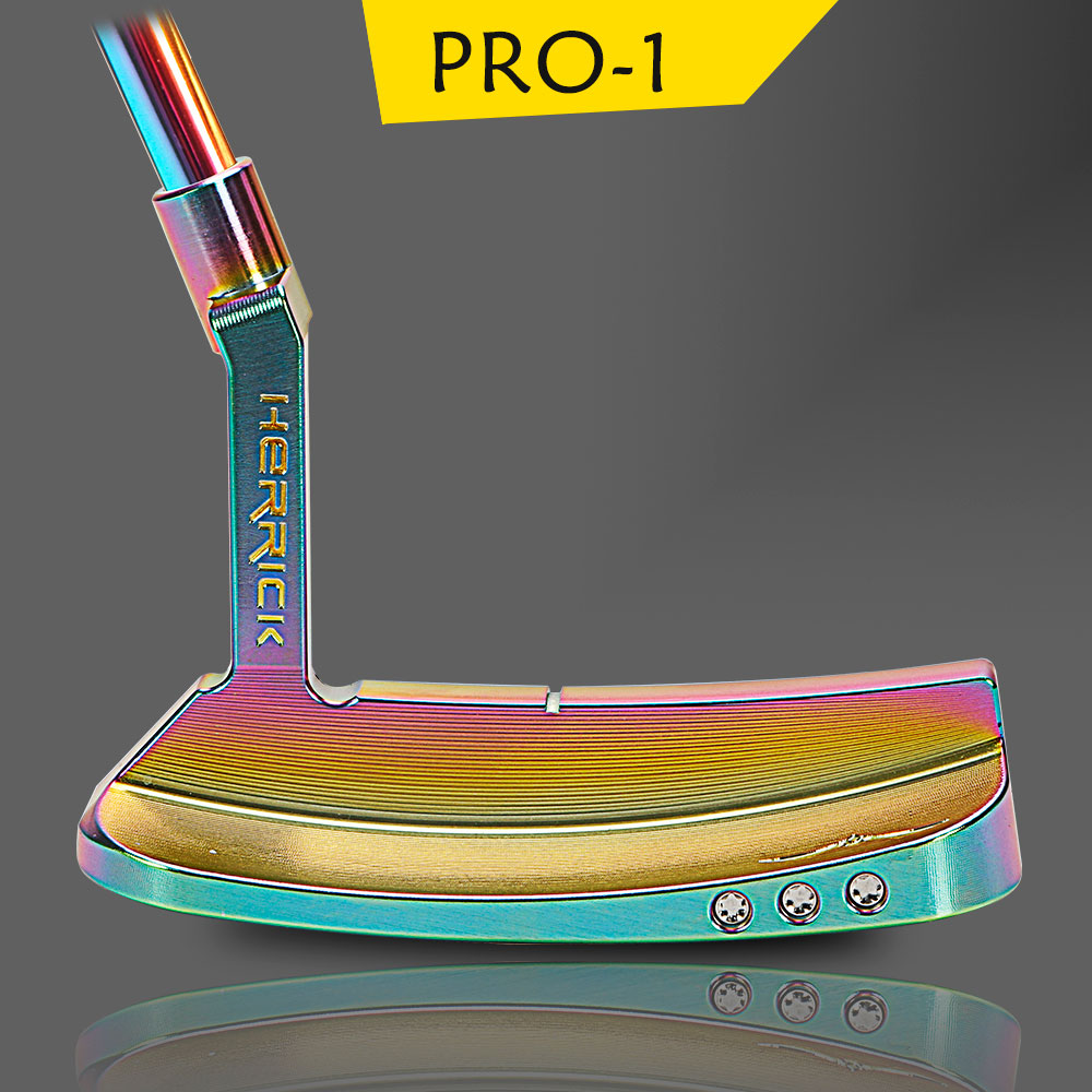 Golf Club Putter Men's Colour 33 34 35inch Cnc Weight Adjustable Putter  Free Shipping