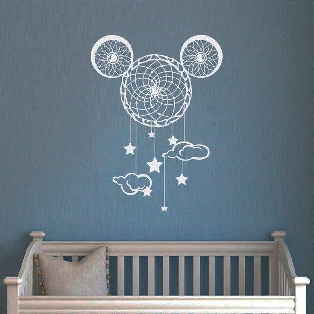 Hohe Qualität Wandaufkleber Für Kinderzimmer Cartoon Muster ...
