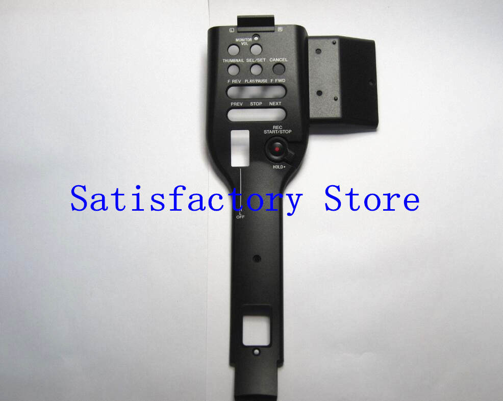 NEW EX1R Handle Upper Grip Cover Assy Top User Panel X25157251 For Sony PMW-EX1R Camera Repair partsNEW EX1R Handle Upper Grip Cover Assy Top User Panel X25157251 For Sony PMW-EX1R Camera Repair parts