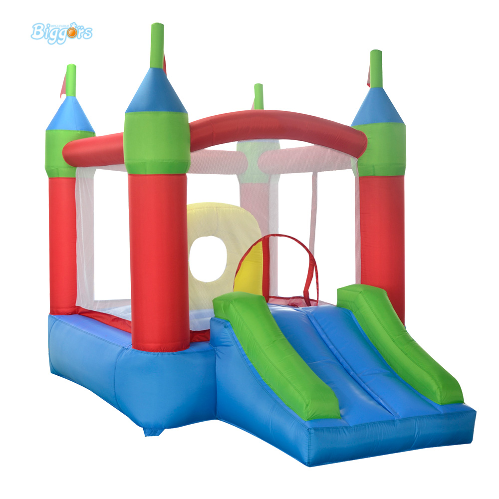 YARD Asian Pacific Free Shipping Mini Inflatable Bouncer Bouncy Jumping Castle Home Use with Wide Slide for Kids jumping inflatable castle bouncy castle jumper bouncer castle inflatable bouncer with slide