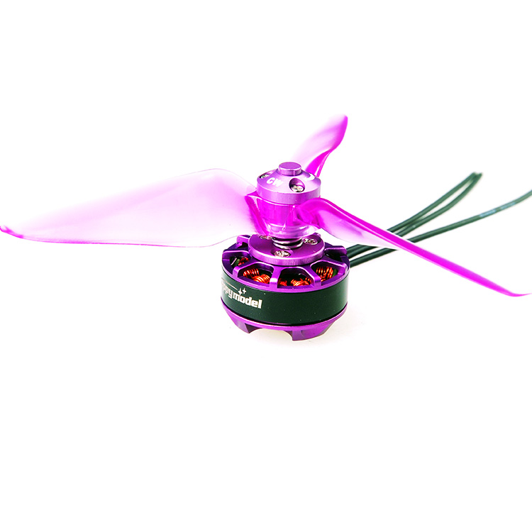 1PC 2700KV SE2306 Brushless Motor Quick-release Propeller Seat CW/CCW Blades Cover for DIY RC Racing Quadcopter Accessories rc quadcopter propeller set 2 pair 13 inch 4k cw ccw abs self locking quick release prop for yuneec q500 quadcopter