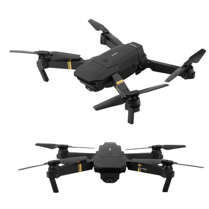 Eachine E58 WIFI FPV Wide Angle 0.3MP 2.0MP HD Camera High Hold Mode Foldable RC Quadcopter RTF VS VISUO XS809HW JJRC H37 D30