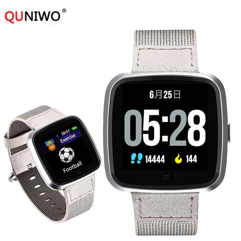 2018 New smart watch with electrocardiograph ecg display,holter ecg heart rate monitor blood pressure smartwatch PK Z60 цена
