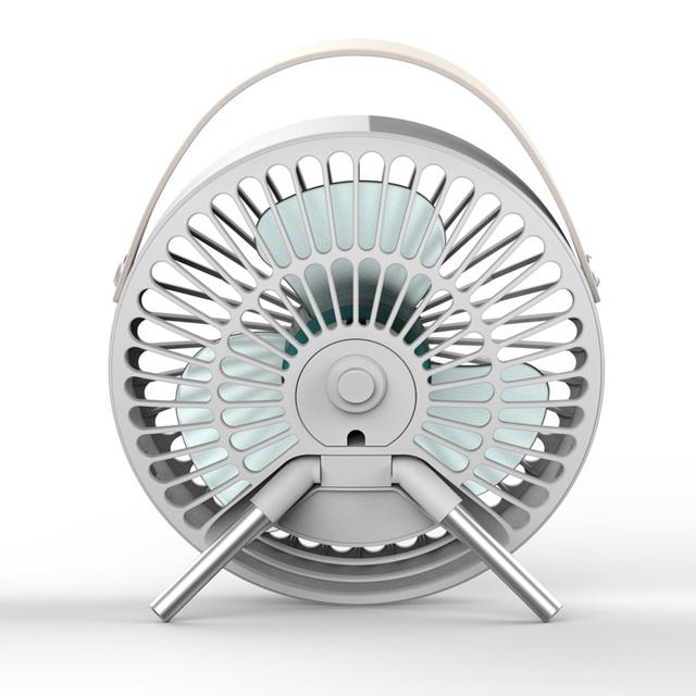 Large USB Standing Desktop Fan