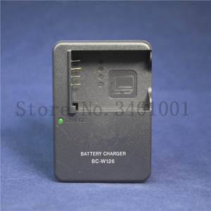 Battery-Charger Fujifilm BC-W126 for Np-w126/Npw126/Fnpw126/..