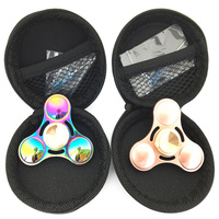 Fidget Spinner EEIEER Hand Spinner High Speed R188 Bearing Titanium Alloy Toys Anxiety Stress Adults Kid