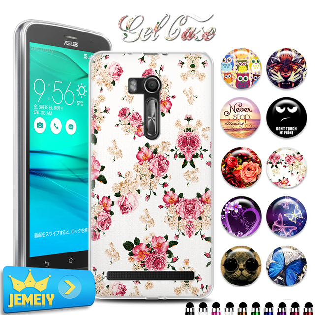 promo code 9e52c 5409f US $1.99 |TPU Soft Case Gel Cover For Asus Zenfone Go ZB551KL 5.5 phone  case ,UV printed Back Case For Asus Zenfone GO ZB551KL Phone Cover-in  Fitted ...