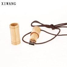 Креативный деревянный бамбуковый usb флэш-накопитель 4 ГБ 8 ГБ флеш-накопитель 16 ГБ 32 ГБ 64 Гб usb-диск 128 ГБ Флешка Пользовательский логотип Бесплатная доставка