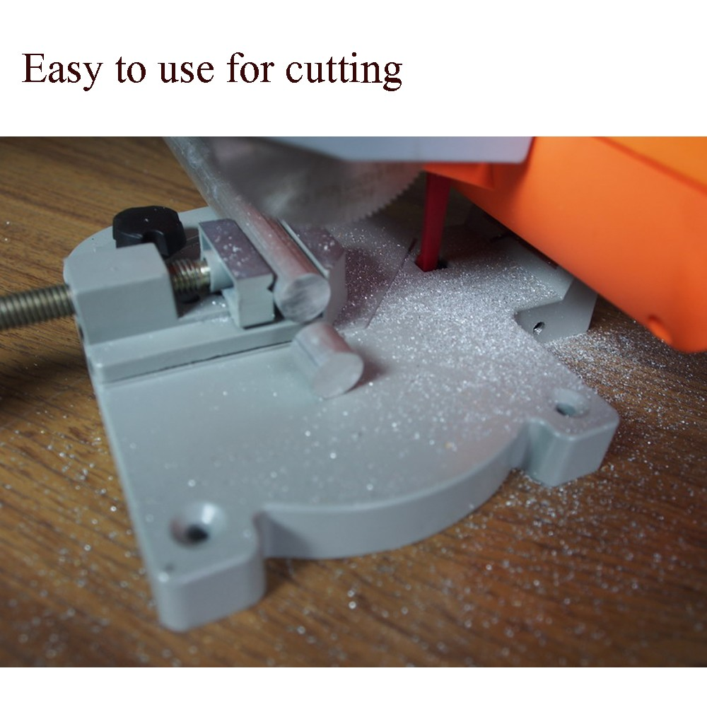 Cutting Machine high speed Bench Cut off Saw Steel Blade for cutting Metal Wood Plastic with Adjust Miter Gauge-in Cases from Consumer Electronics    2