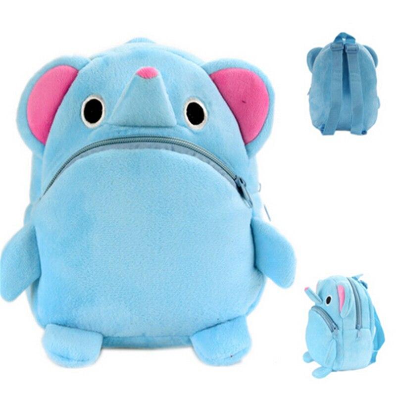 Just 10pcs Sets Random Cute Childrens School Bag Plush Backpack Animal Unicorn Toy Children School Bag Gift Kids For Little Girl Plush Backpacks Toys & Hobbies