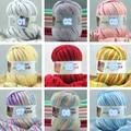 500g/lot(50g/ball) DIY Milk Cotton Yarn Baby Wool Yarn for Knitting Children Hand Knitted Yarn Knit Blanket Thread Crochet Yarn