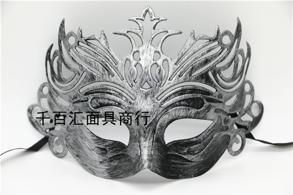 Antike Krone Maske hohle Männer Tanzshow Girls Princess Maske halbe - Partyartikel und Dekoration