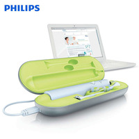 Электрическая зубная щетка Philips HX9322/04 Diamond White с 31000 beats/m USB Перезаряжаемый звуковой вибрацией для взрослых