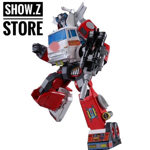 [Show.Z Store] Transformation MP-37 Artfire MP Masterpiece Tomy Transformation Action Figure [show z store] fanstoys ft 06x sever iron dibots no 3 g1 masterpiece limited edition mp transformation action figure instock