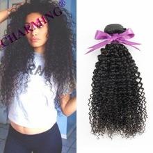Charming 8A Brazilian Loose Wave 2 Bundles With Closure 100% Unprocessed Virgin Hair Human Hair Bundles Hair Company