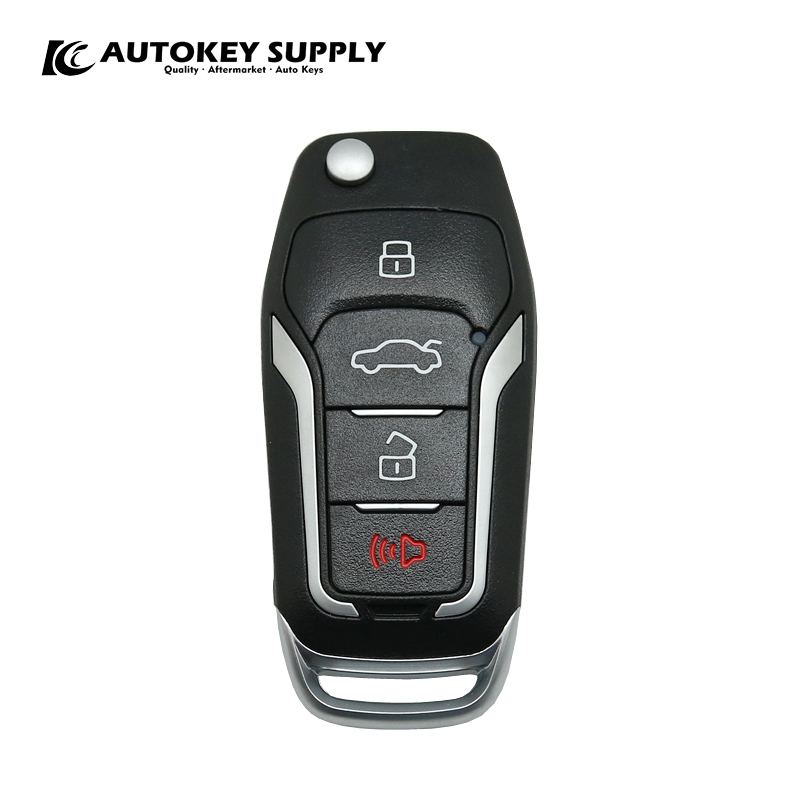 Car styling Remote key for Positron alarm system For Ford 3 1 buttons Double program 293
