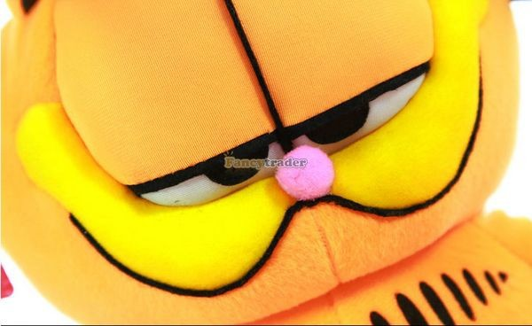 Fancytrader 49\'\' 125cm Super Funny Big Stuffed Soft Plush Lovely Giant Garfield Cat, Free Shipping FT50713 (10)