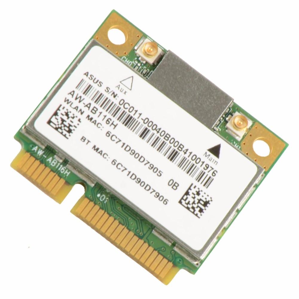 1 x Network Wireless WiFi Card 802.11N 1202 AR5B22 For Gateway ZX4270 Laptop Network Cards P15
