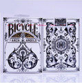 Arcángeles cubierta tamaño uspcc teoría 11 edición limitada de bicicletas naipes poker magic trucos