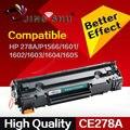 1 pcs cartucho de toner compatível para hp ce278a 278a 78a toner para impressora hp laserjet pro p1560/1566/1600/1606dn