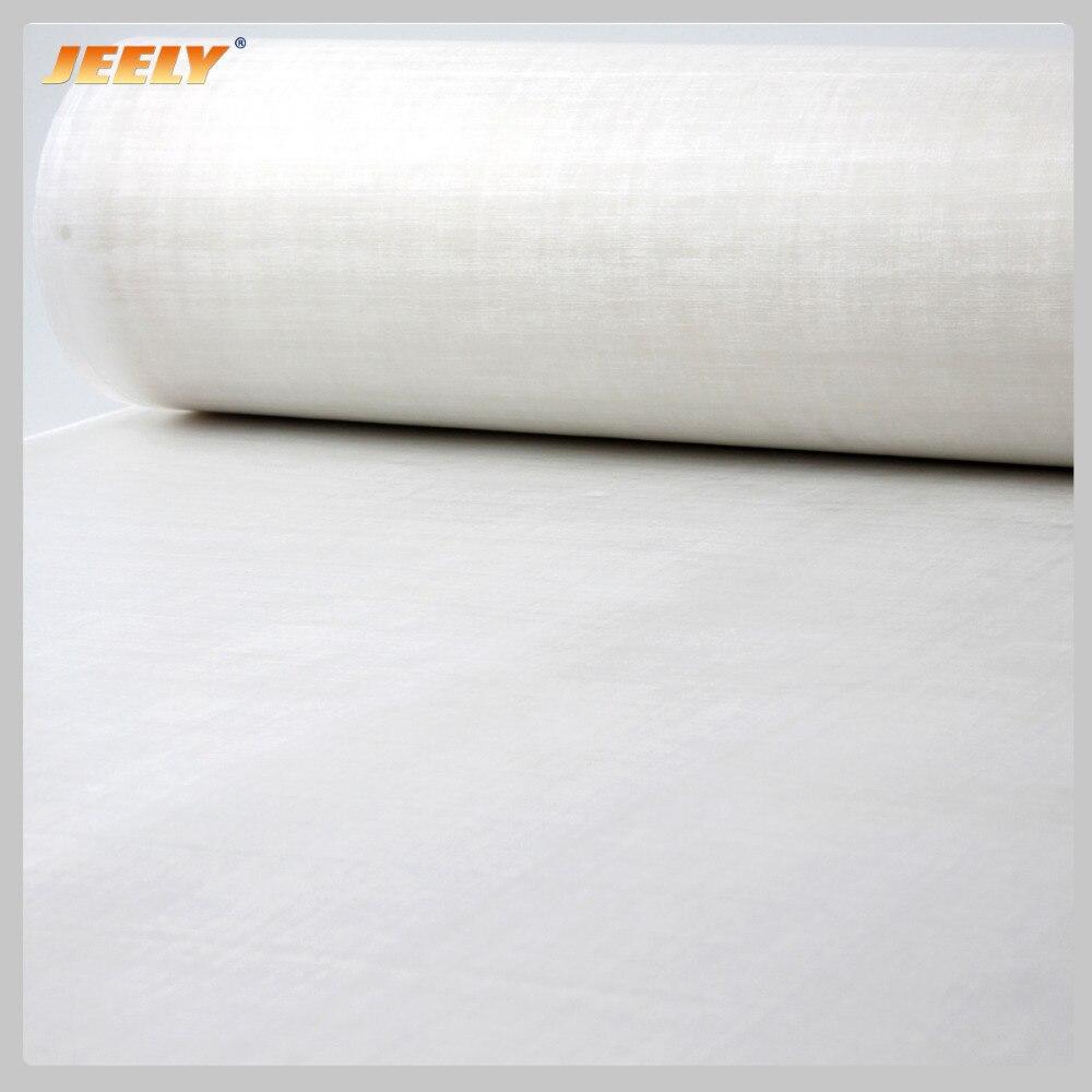 Jeely 170g/m2 tecido balístico UHMWPE UD Tecido À Prova de Balas facada resistentes para a placa à prova de balas/amor/colete 1.2 m * 1 m