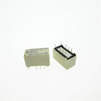 Caliente nuevo relé de G6S-2-12VDC G6S-2 12VDC G6S2 12VDC DC12V 12 V DIP8