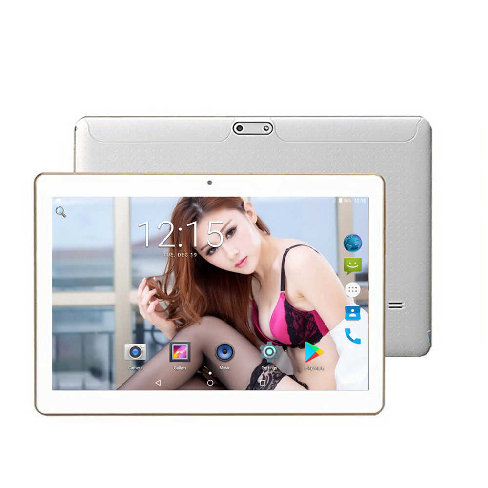 "Android 7.0 Octa core tablet pc 10 inch 1280*800 Touch Screen  10"" 10.1"" 4G Lte Dual SIM Tablets Wifi FM  + Gift"