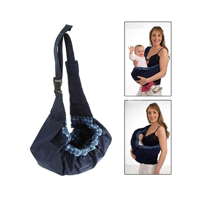 Newbealer Newborn Baby Infant Toddler Cradle Pouch Ring Sling Carrier Kids Wrap Bag Backpack For Children