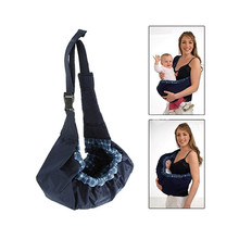 Newbealer Newborn Baby Infant/Toddler Cradle Pouch Ring Sling Carrier Kids Wrap Bag Backpack For Children