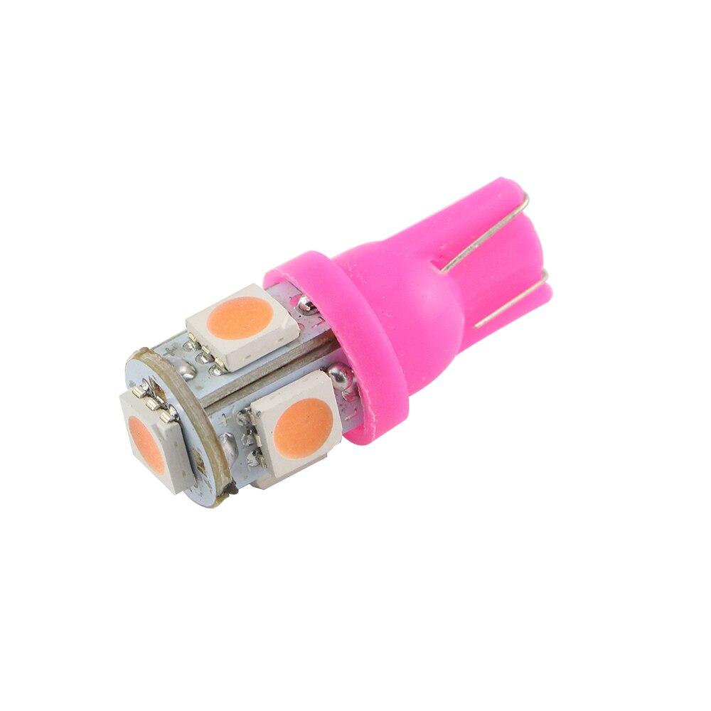 High Quality!!! 200 pcs/Lot T10 W5W 194 5SMD 5LED 5050 BULB LIGHT Car LED SMD Light 12V DC light