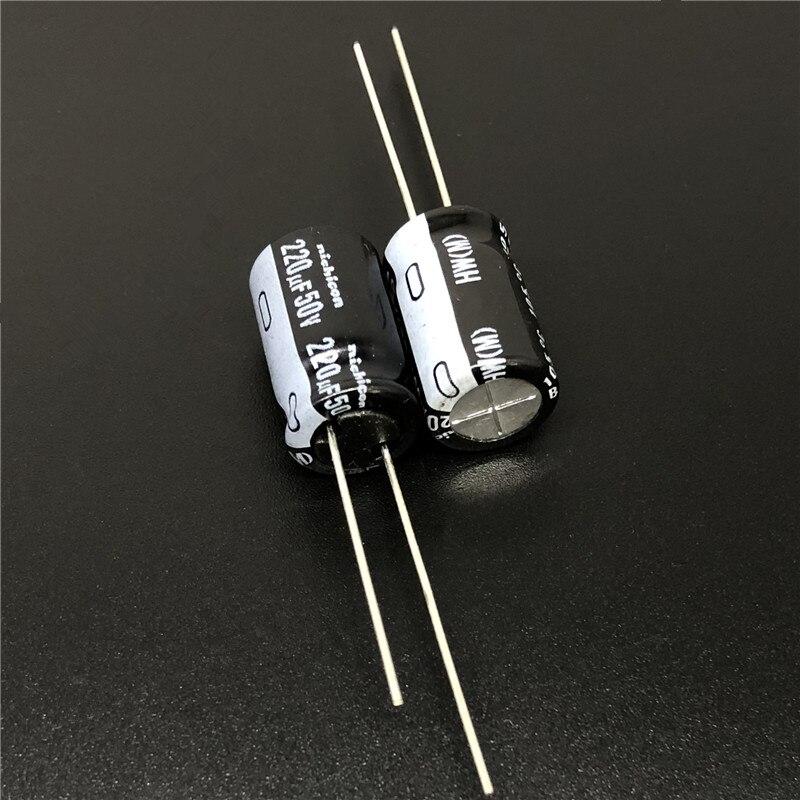 R2B Series 4.7uF//50V Non-Polar Electrolytic Capacitor 5X11mm 30pcs ELNA RBP2