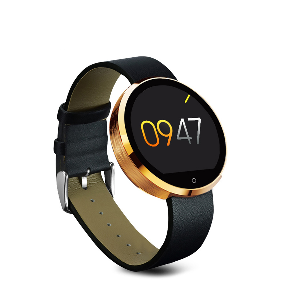 ФОТО GZDL DM360 Smart Watch With Hear Rate monitor Health Expert IPS Screen Waterproof For IOS Android Phone Mate WT8014