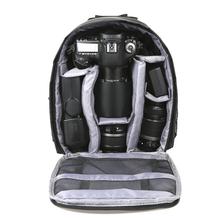 Andoer kamera zewnętrzna torba wodoodporna funkcjonalna oddychająca dslr plecak kamera wideo torba na każdą pogodę tanie tanio DSLR Camera Uniwersalny Plecaki Torby aparatu Camera Bag NYLON