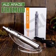 ALD Amaze Firemod evod vaporizer electronic cigarette 50w metal ego starter kit box mod atomizer vape e cigarette kit vs ego one