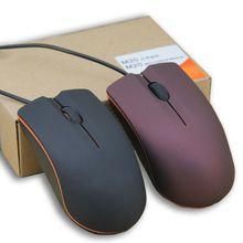 130CM 1200DPI USB Verdrahtete Spiel Maus Tragbare Frosted Oberfläche Optische Gaming Mäuse für Büro PC Laptop Computer Zubehör qiang
