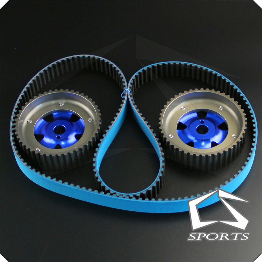 Кулачковый механизм w/набор зубчатого ремня подходит для Toyota MR2 3S GE 174 T 97 99/98 05 Celica VVTI - 3