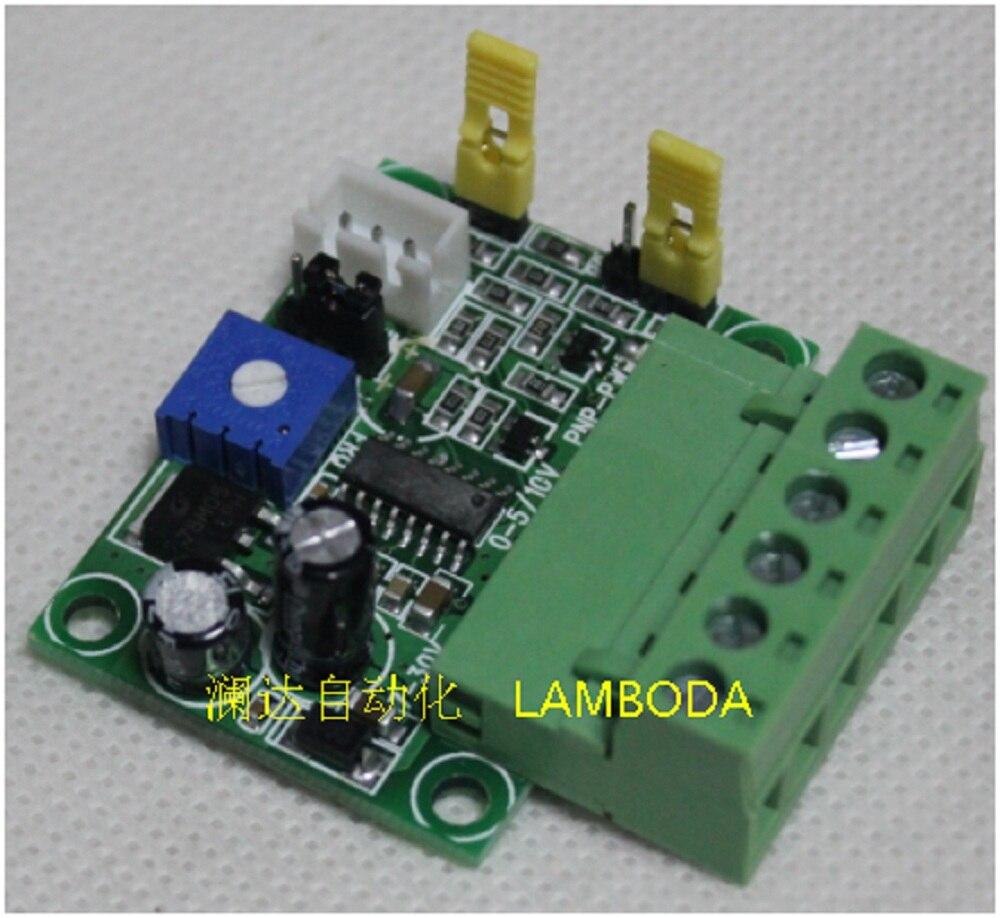 0-10V Analog Signal to PWM Digital Tranformer Converter Module pwm 0 10v digital to analog signal tranformer converter module mach3 plc