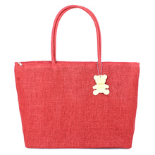 Fashion Summer Shopping Bags Women s Simple Style Straw Tote Bags Leisure Paper Cord Weaved Shoulder