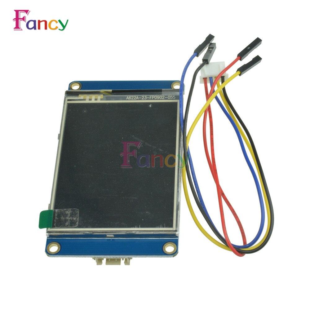 2.8 Nextion Enhanced HMI Intelligent Smart USART UART Serial Touch TFT LCD Module Display Panel for Arduino Kits Raspberry Pi